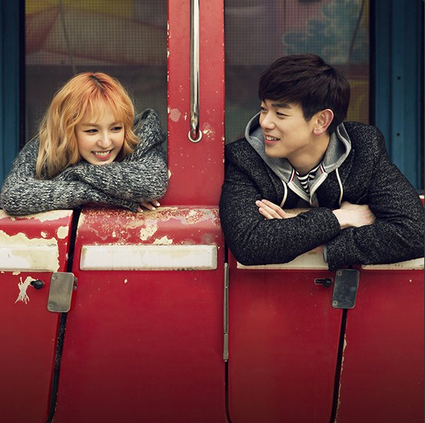 Red Velvet's Wendy and Eric Nam Featured in Next SM STATION Track