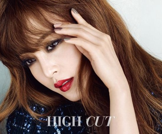 han ye seul high cut3
