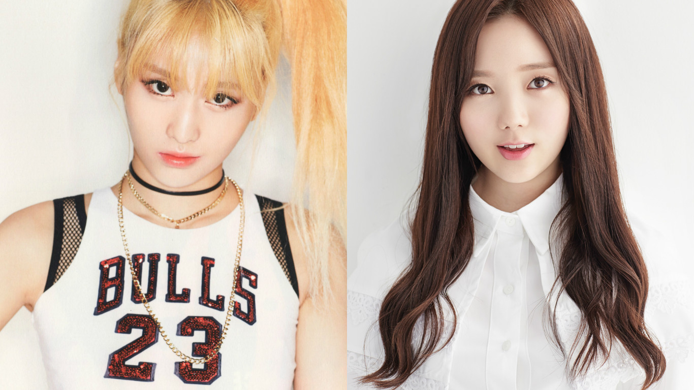 "TWICE's Momo and Lovelyz' Kei to Appear on ""The Gifted"""