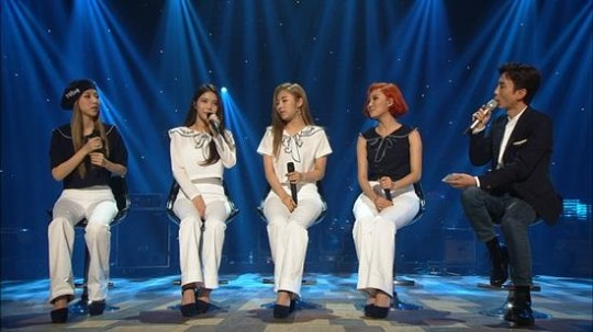 "MAMAMOO Talks About Their Versatility and Roles in the Group on ""Yoo Hee Yeol's Sketchbook"""