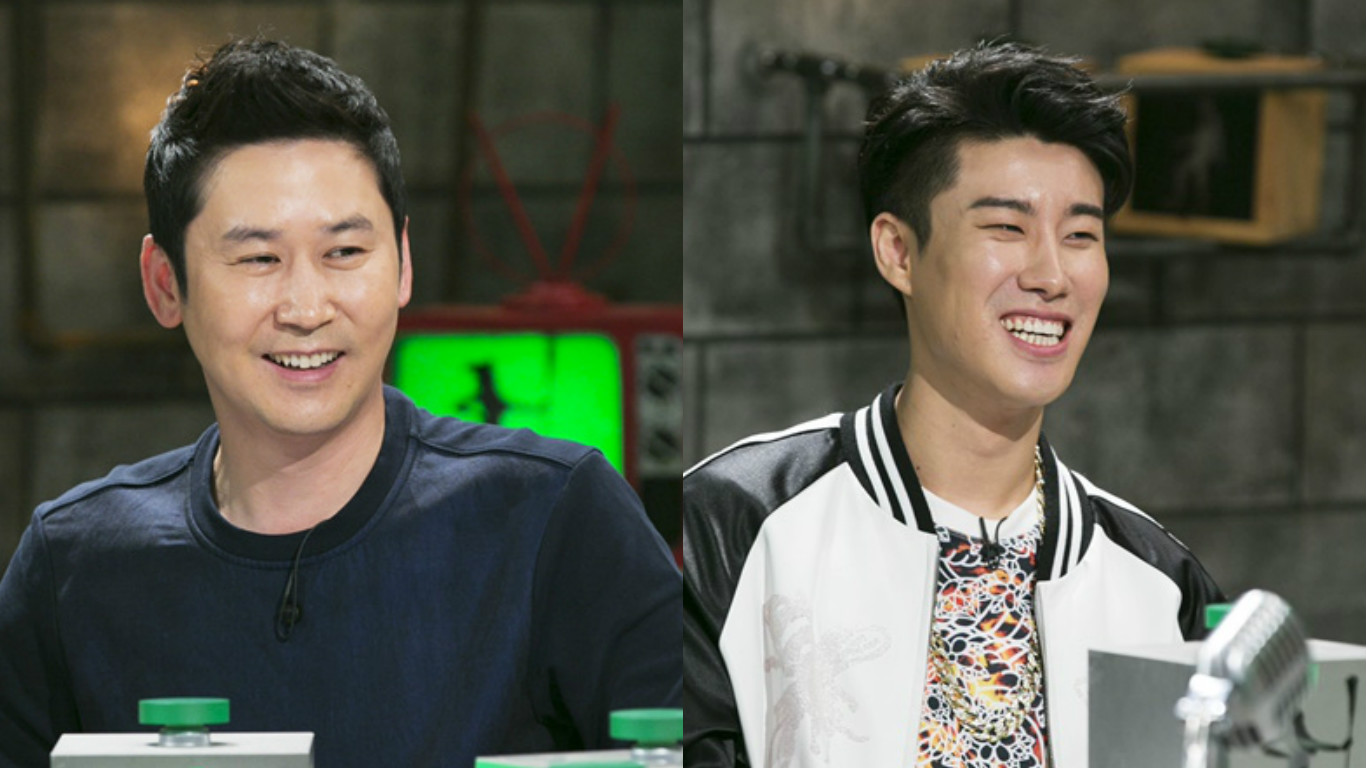 Rappers to Coach Grandmas in New Variety Show Hosted by Shin Dong Yup and San E