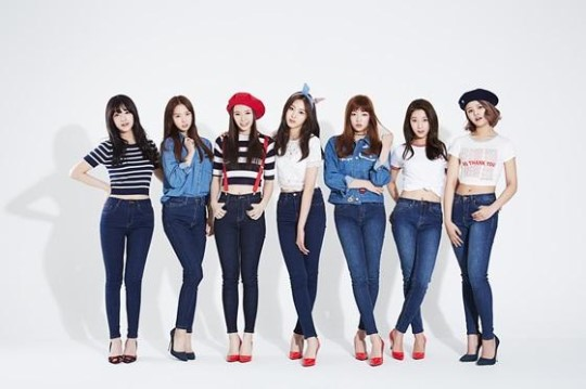 CLC to Make Their Japanese Debut in April