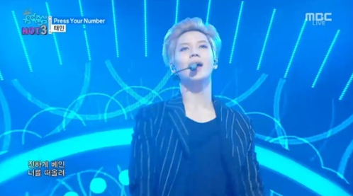 "Watch: ""Music Core"" 3.5.16: Taemin, B.A.P, MAMAMOO, and More"