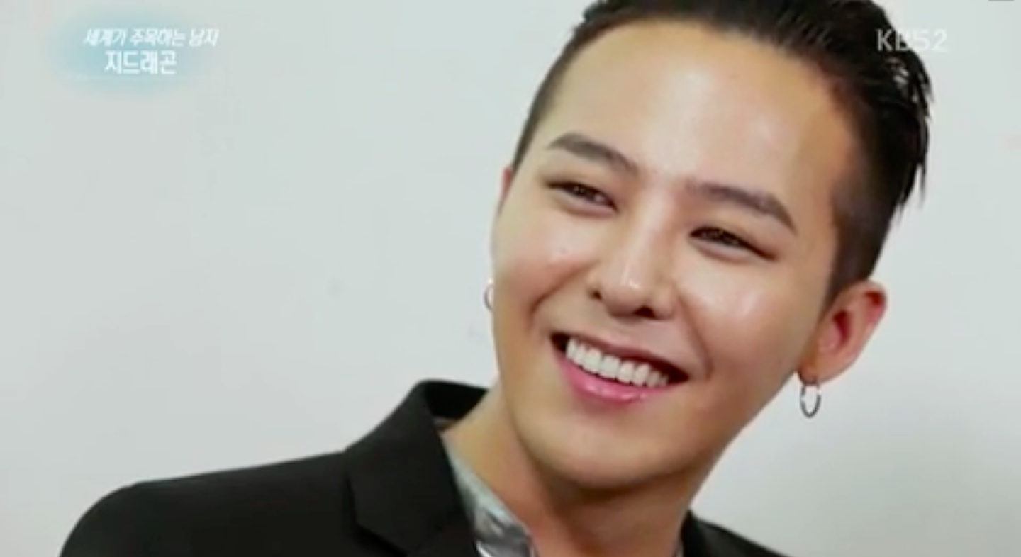 """BIGBANG's G-Dragon Talks About Plans for 10th Anniversary Album on """"Entertainment Weekly"""""""