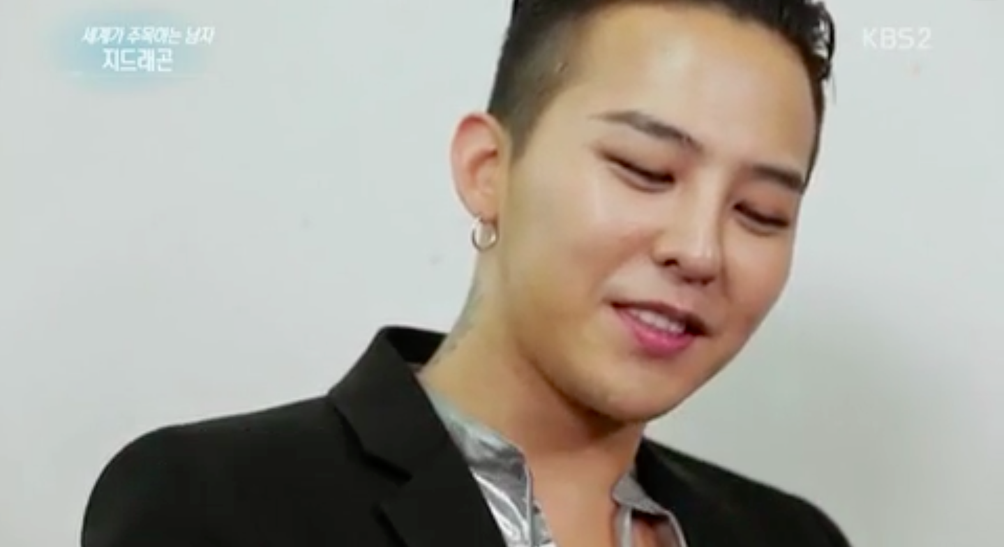 Bigbang S G Dragon Talks About Plans For 10th Anniversary