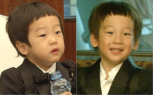 "Seo Eon and Seo Jun Transform Into Adorable Flower Boys on ""The Return of Superman"""