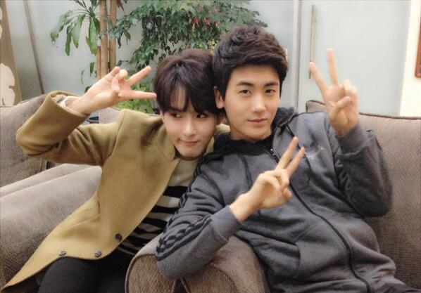 """""""Celebrity Bromance"""" PD Says Super Junior's Ryeowook and Park Hyung Sik Plan to Star in Next Season"""