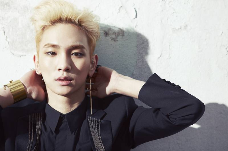 SHINee's Key to Act in His First Play