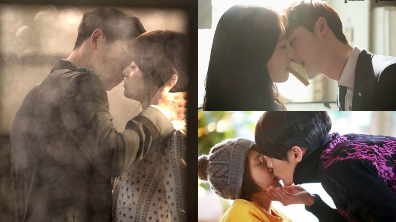 "The Top Five ""Food Kisses"" in K-Dramas"