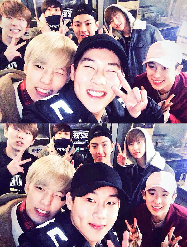 MONSTA X Celebrates Their 300th Day Since Debut