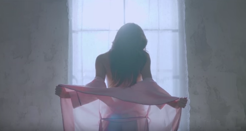 "T-ara's Hyomin Releases Racy MV Teaser for ""Sketch"" Featuring Namgoong Min"