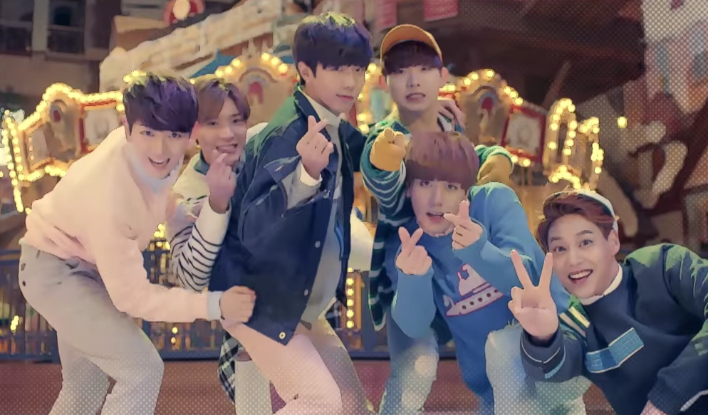 "Watch: JJCC Transform Into Webtoon Boyfriend Idols in ""ToDay"" MV"