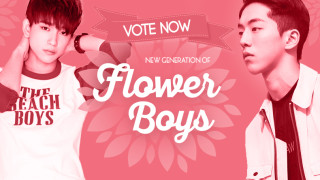 New Generation of flower boys