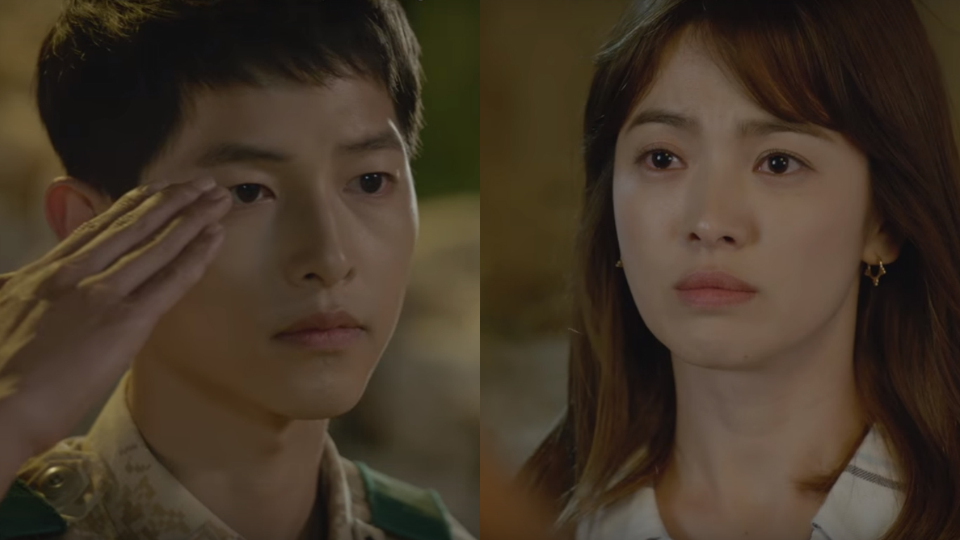 """Descendants of the Sun"" Approaches 30 Percent National Viewer Ratings, Already Surpassed in Seoul"