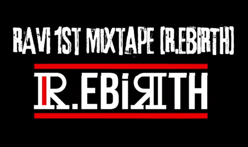 "VIXX's Ravi Drops Highlight Medley for ""R.EBIRTH"" Mixtape"