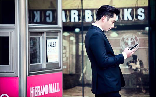 2PM's Chansung Suits Up in Upcoming Drama Stills
