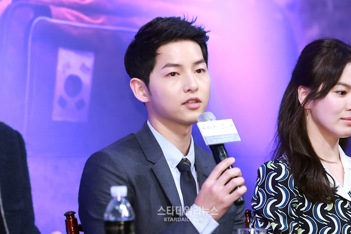 Song Joong Ki to Hold Fan Meeting in China