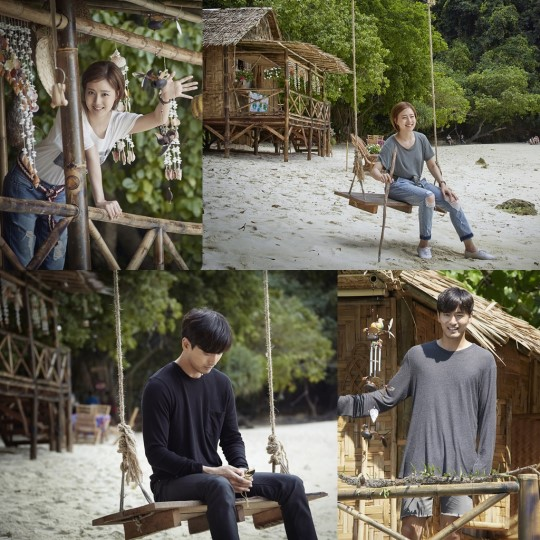 """""""Goodbye Mr. Black"""" Releases Preview Stills for Show's Four Main Characters"""