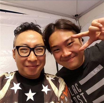 yoo jae hwan park myung soo's radio show
