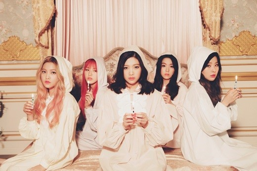 "Red Velvet Surprises With Remake of Lee Soo Man's Song, ""Rose Scent Breeze"""