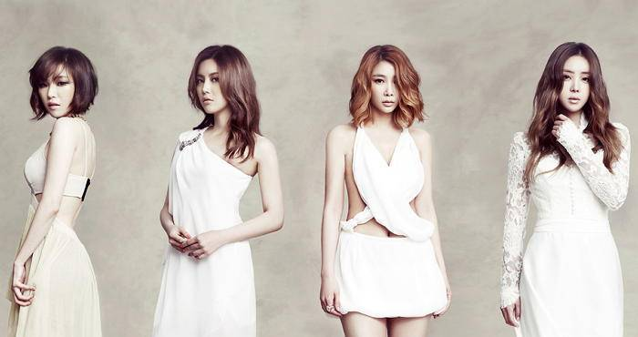 Brown Eyed Girls to Hold a Concert in Los Angeles This Week