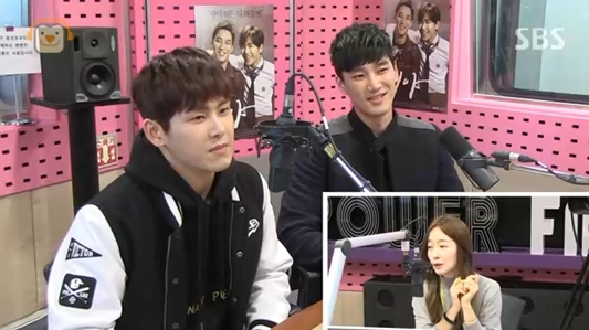 INFINITE's Hoya Felt Pressure to Be a Role Model for His Brother on the Set of Their Film