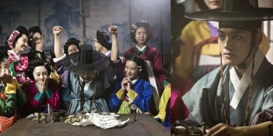 "Actor Yeo Jin Goo's Charismatic Stills from Drama ""Daebak"" Revealed"