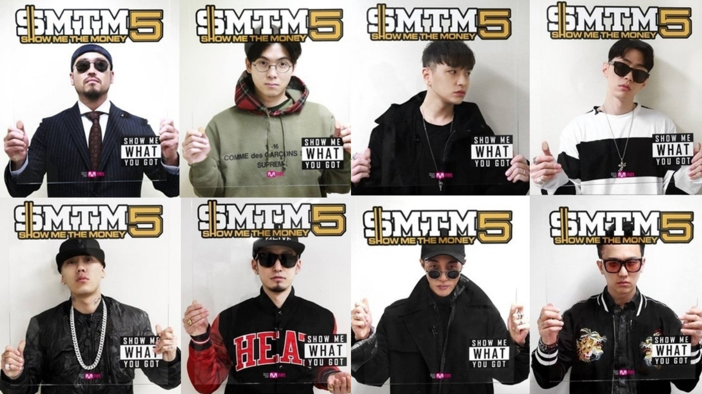 """Show Me the Money 5"" Producers Greet Viewers With Teaser Photos"