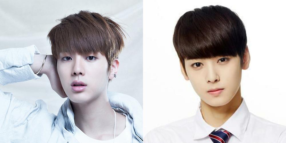 r2 idol -jin - cha eun woo