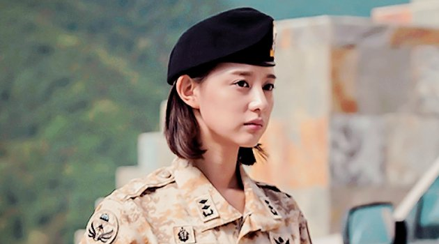 """Kim Ji Won Shares What """"Descendants of the Sun"""" Means to Her"""