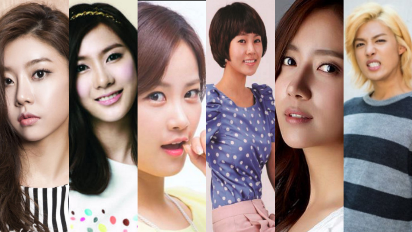 "Cast of Female Edition of ""Law Of The Jungle"" Is Finalized"