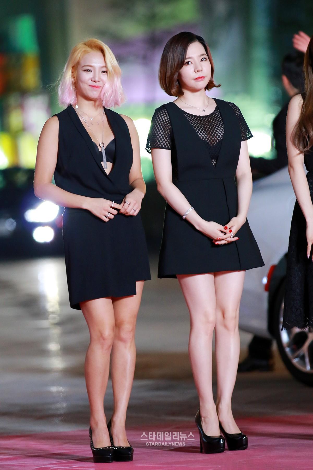 style icon asia 20156 star daily news sunny hyoyeon