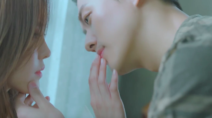 """T-ara's Hyomin Drops Steamy """"Sketch"""" MV Featuring Namgoong Min"""