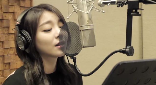 "Ailee Drops ""Because It's Love"" MV for ""Please Come Back, Mister"" OST"