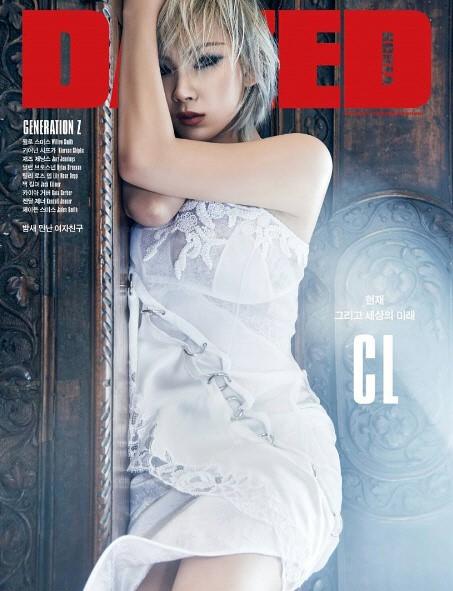 2NE1's CL Is an Unparalleled Girl Crush for Dazed Magazine