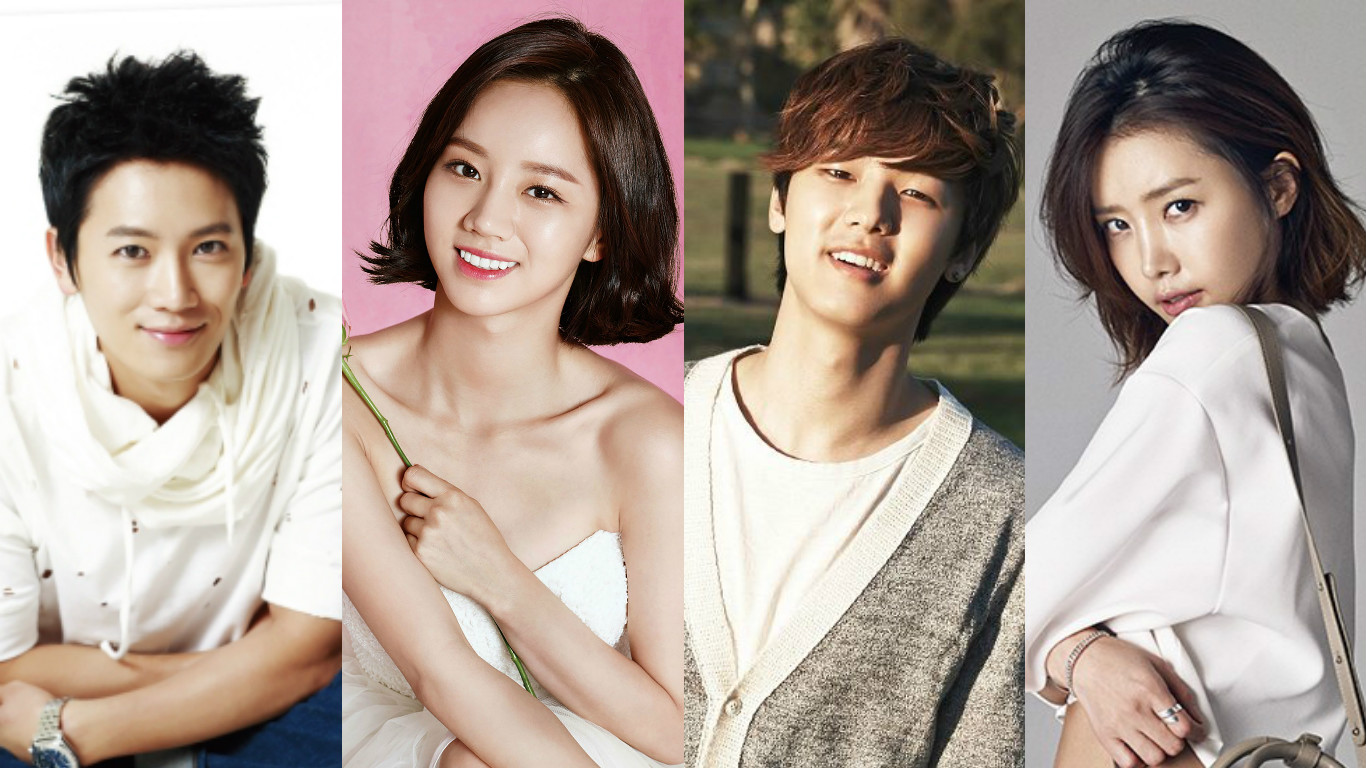 Ji Sung, Girl's Day's Hyeri, CNBLUE's Kang Min Hyuk, and Chae Jung An in Talks to Star in Upcoming Drama