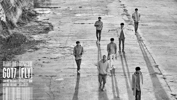 GOT7 Achieves Top 10 on Music Charts in Six Countries