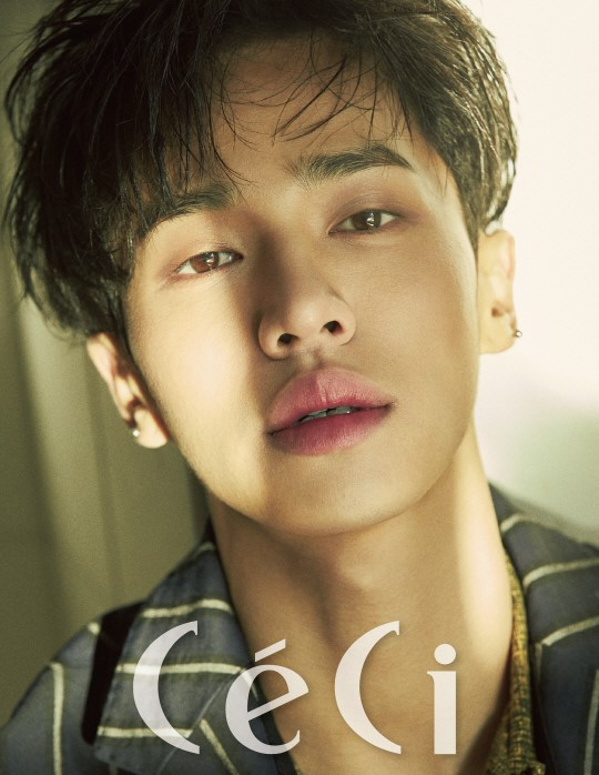 BEAST's Lee Gikwang Sheds Boy-Next-Door Image in Ceci Pictorial