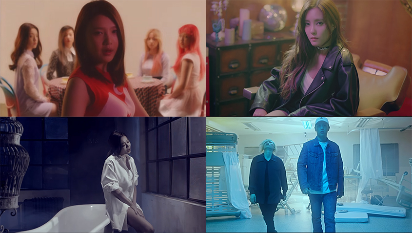 This Week in K-Pop MV Releases: Red Velvet, Hyomin, Jessi, and More – March Week 3