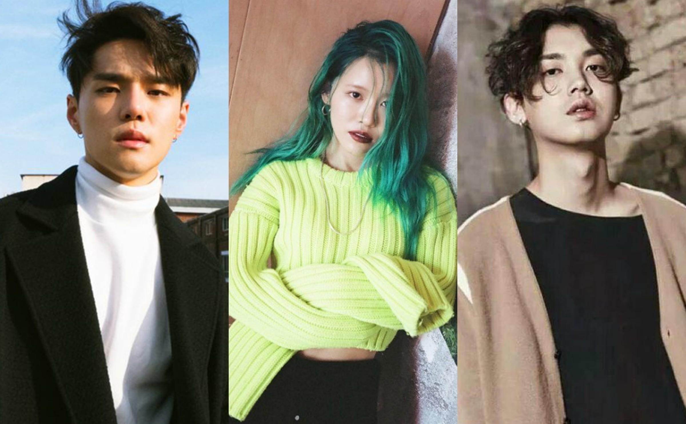 Korean artist real dating
