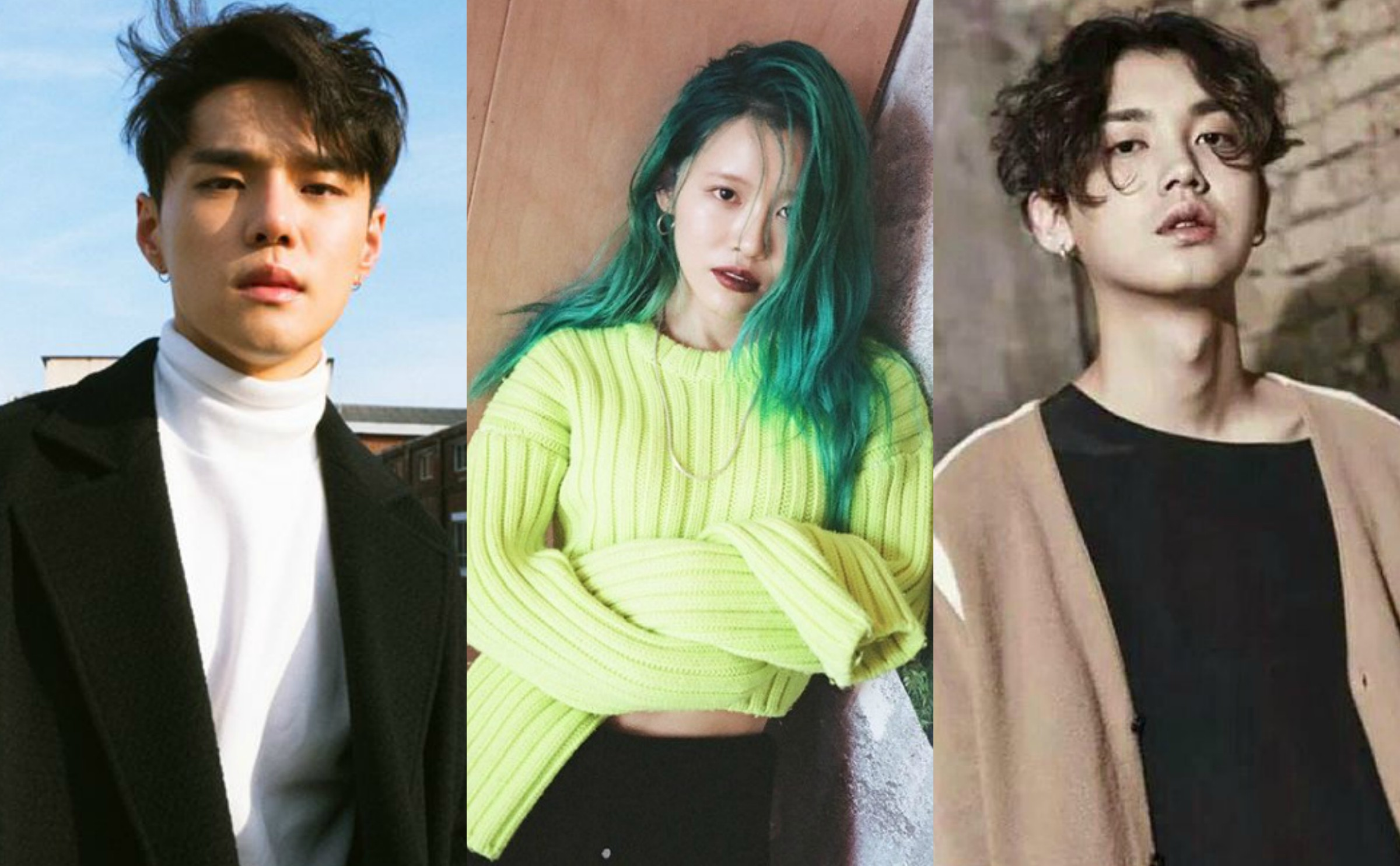 11 Underrated Korean R&B Artists That'll Have You Eargasming All Day