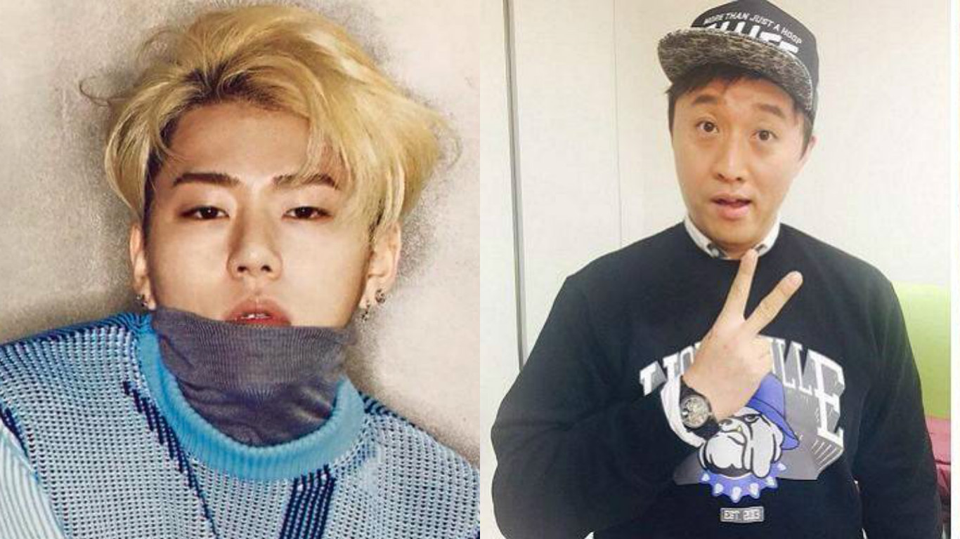 Zico Was Impressed by Jung Joon Ha's Passion for Rapping