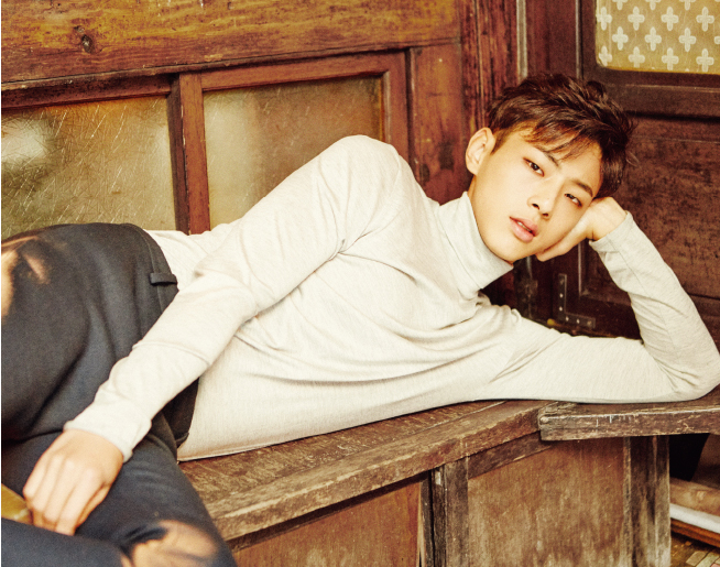 Ji Soo Opens Up About Last Relationship and Ideal Type