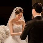 Kim Ha Neul Is a Beautiful Bride in Wedding Photos
