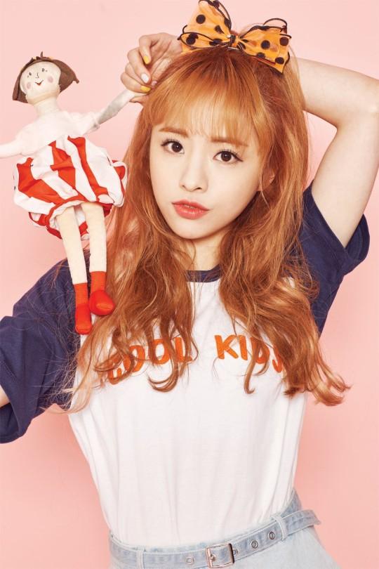 OH MY GIRL 3rd Mini Album 2nd Concept Teaser JinE
