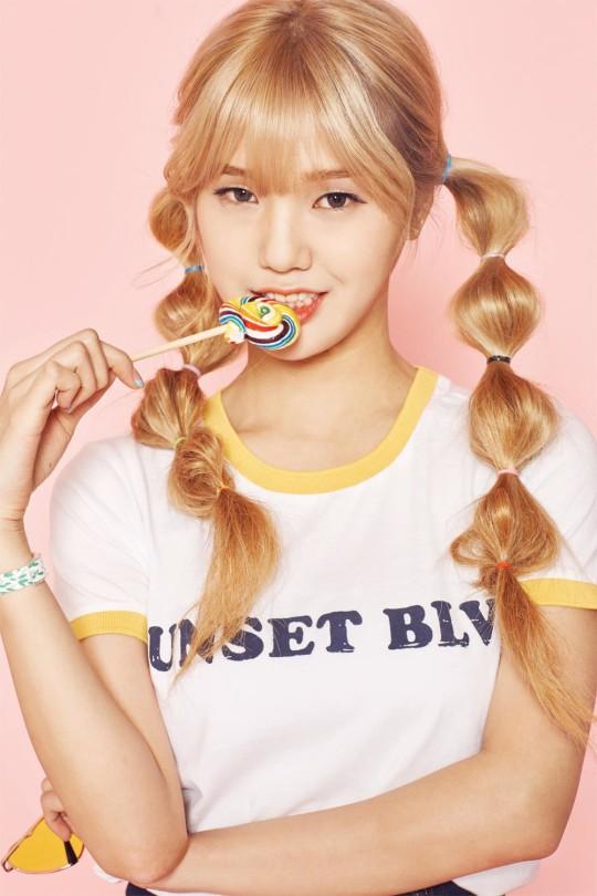 OH MY GIRL 3rd Mini Album 2nd Concept Teaser mimi