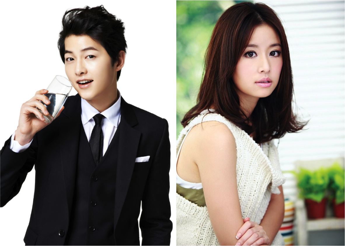 Song Joong Ki Also Caught Up in Dating Rumors With Taiwanese Actress Ruby Lin