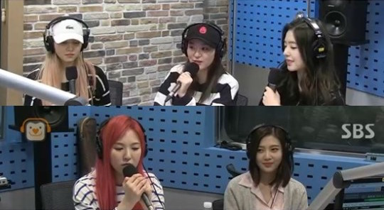 Red Velvet Reveals Which Member Is Most Popular With Male Fans