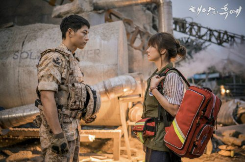 """Descendants of the Sun"" Already Breaks Even Despite Astronomical Production Cost"