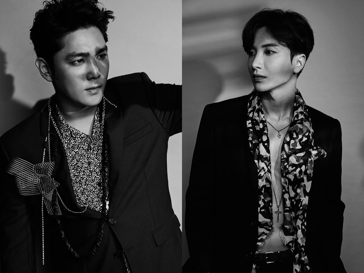 "Super Junior's Leeteuk and Kangin Join the Cast of ""Law of the Jungle"""
